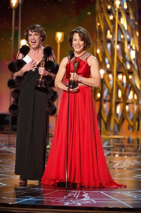 Oscars-Dana-Perry-Ellen-Goosenberg-Kent-15-02-22-dpa - Bildquelle: dpa