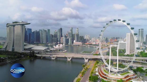 Galileo - Galileo - Sonntag: Singapur: Leben In Der Modernsten Stadt Der Welt