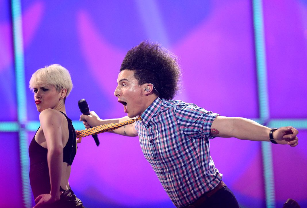 Eurovision-Song-Contest-France-140509-AFP - Bildquelle: AFP