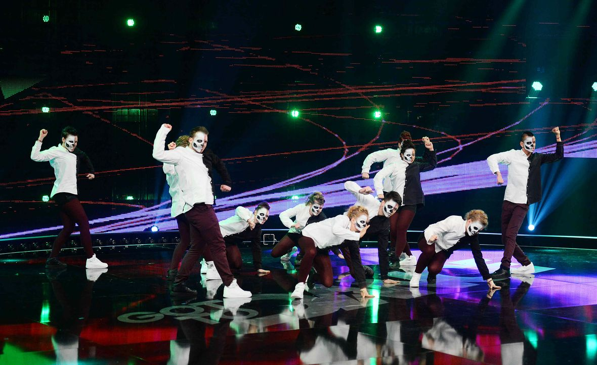 Got-To-Dance-You-Yi-Fusion-13-SAT1-ProSieben-Willi-Weber - Bildquelle: SAT.1/ProSieben/Willi Weber