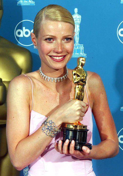 Beste-Hauptdarstellerin-1999-Gwyneth-Paltrow-AFP - Bildquelle: AFP