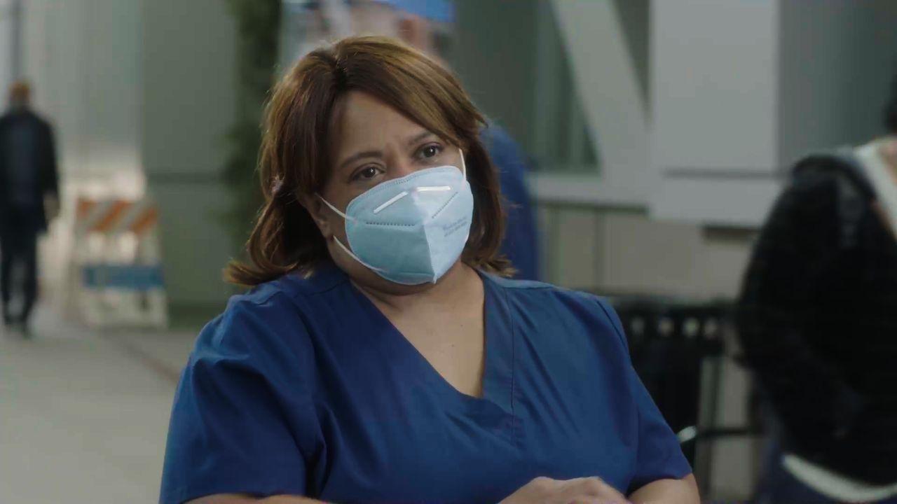 Dr. Miranda Bailey (Chandra Wilson) - Bildquelle: 2020 American Broadcasting Companies, Inc. All rights reserved.