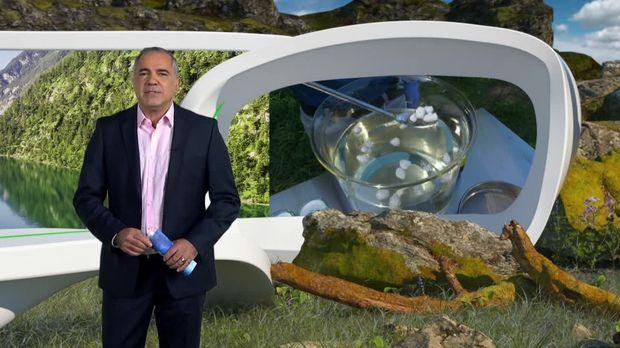 Galileo - Galileo - Mittwoch: Geniale Idee Aus Deutschland Könnte Gewässer Von Mikroplastik Befreien