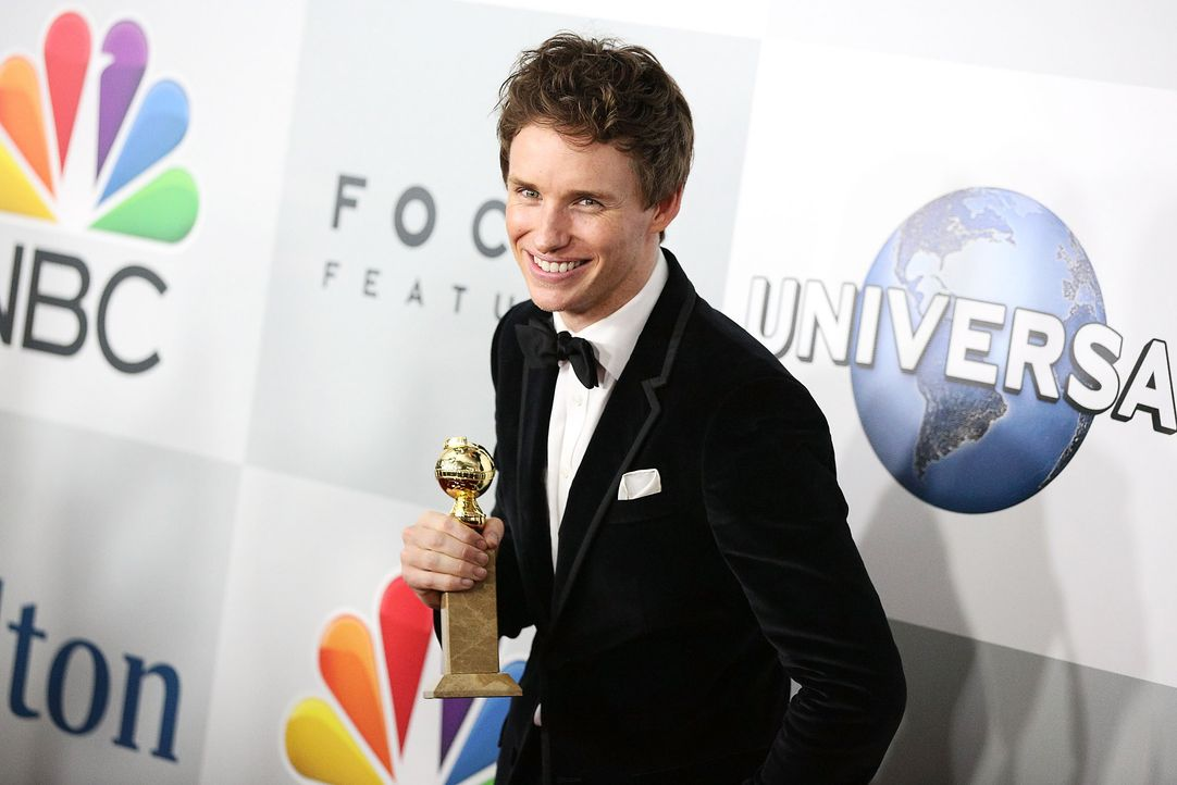 Eddie-Redmayne-150111-3-getty-AFP - Bildquelle: getty-AFP