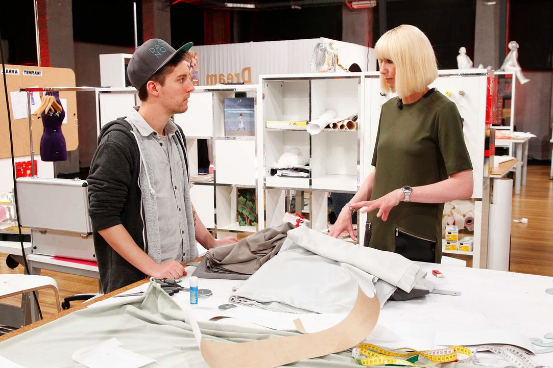 Fashion-Hero-Epi05-Atelier-23-ProSieben-Richard-Huebner - Bildquelle: Richard Huebner