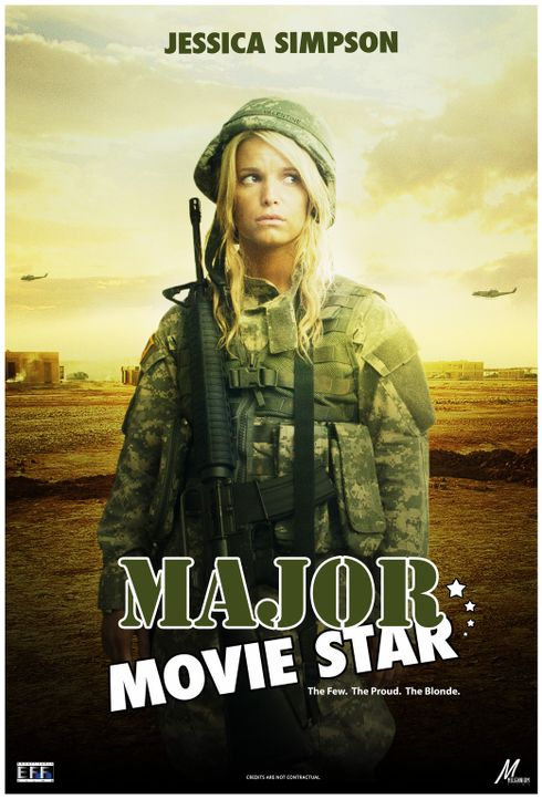 MAJOR MOVIE STAR - Plakatmotiv - Bildquelle: 2007 MAJOR PRODUCTIONS, INC.