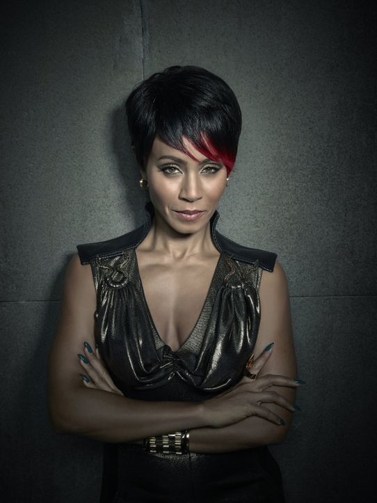 Fish Mooney (Jada Pinkett Smith) - Bildquelle: Warner Bros. Entertainment, Inc.