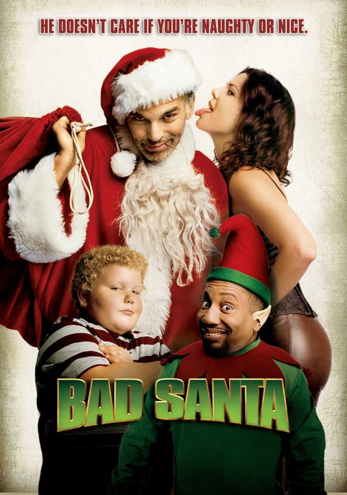 """Bad Santa"" - Bildquelle: 2006 Sony Pictures Television International."