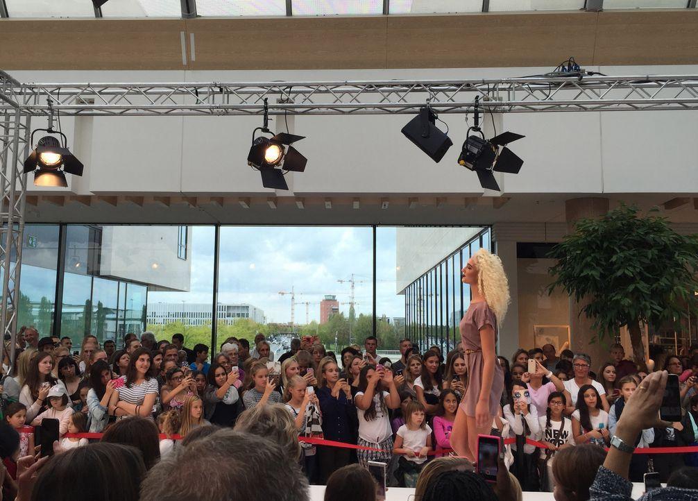 Fashionshow_Kiki 2 - Bildquelle: ProSieben