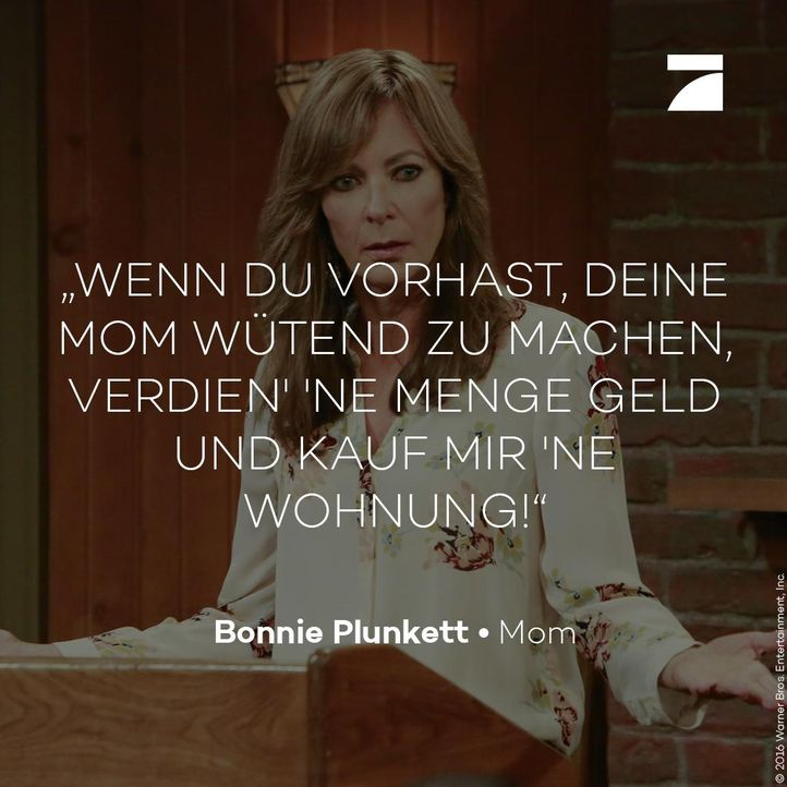 Bonnie - Staffel 4 Episode 6  - Bildquelle: 2016 Warner Bros. Entertainment, Inc.