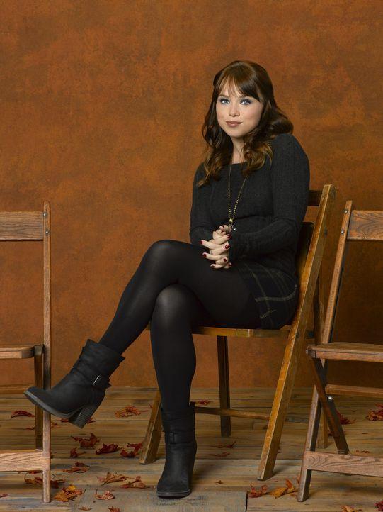 (2. Staffel) - Kristin Baxter (Amanda Fuller) ist die älteste der drei Baxter Töchter und die Mutter des kleinen Boyd. Ihr sanftes Gemüt ist der Ruh... - Bildquelle: 2011 Twentieth Century Fox Film Corporation