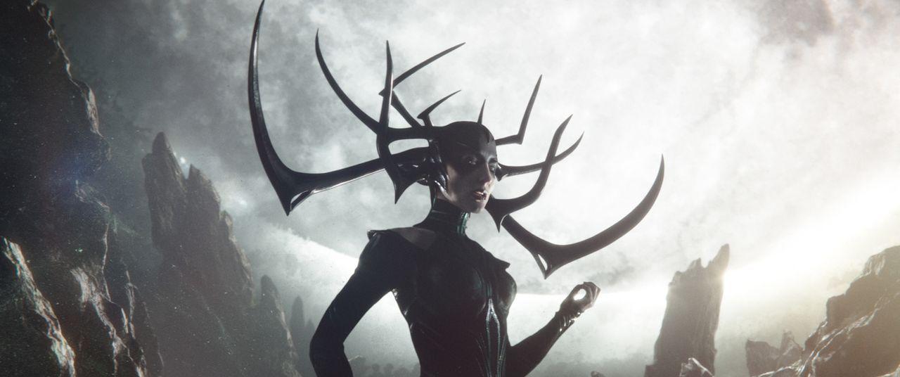 Hela (Cate Blanchett) - Bildquelle: Marvel Studios 2017
