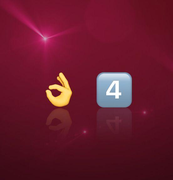 Emoji Fanta4