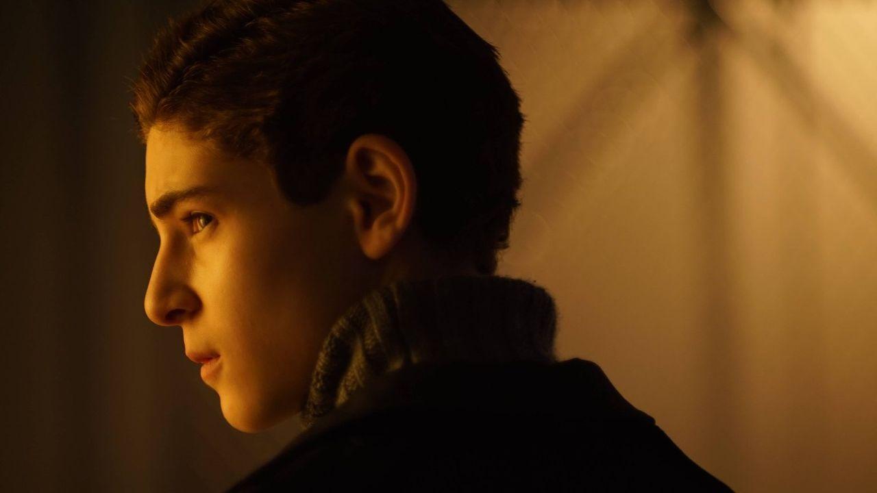 Hat die Suche nach der Wahrheit endlich ein Ende? Bruce (David Mazouz) ... - Bildquelle: Warner Brothers
