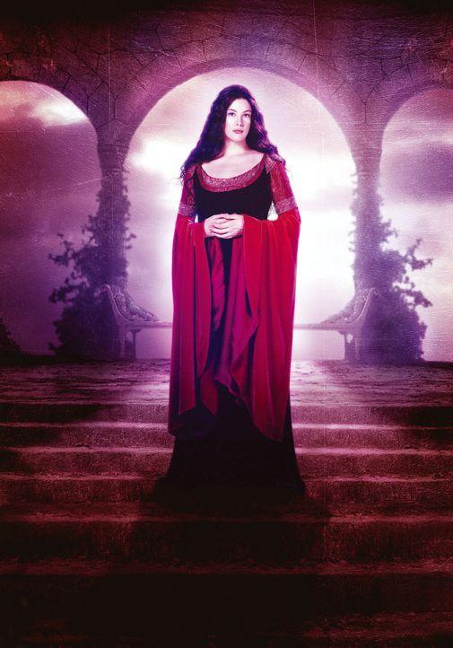 Die Liebe zu der schönen Arwen (Liv Tyler) gibt Aragorn die nötige Kraft, um in die Schlacht zu ziehen ... - Bildquelle: Warner Bros.