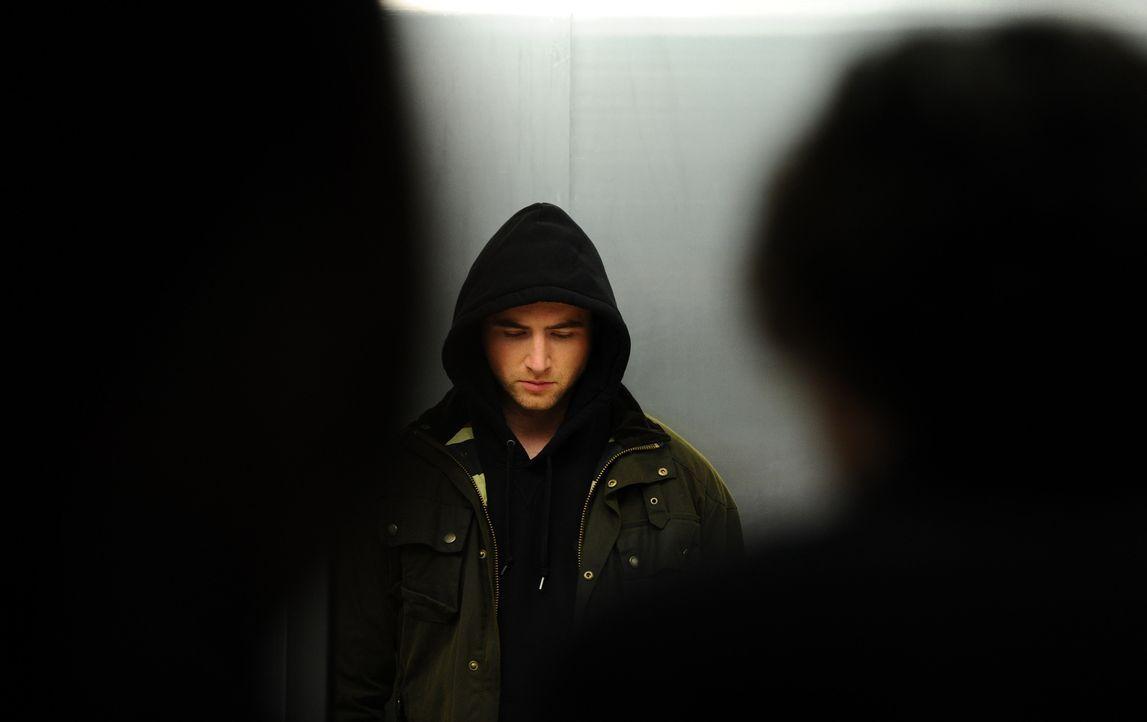Was führt Brandon Boone (Tom Christian) im Schilde? - Bildquelle: Stuart Wilson 2014 E! Entertainment Media, LLC