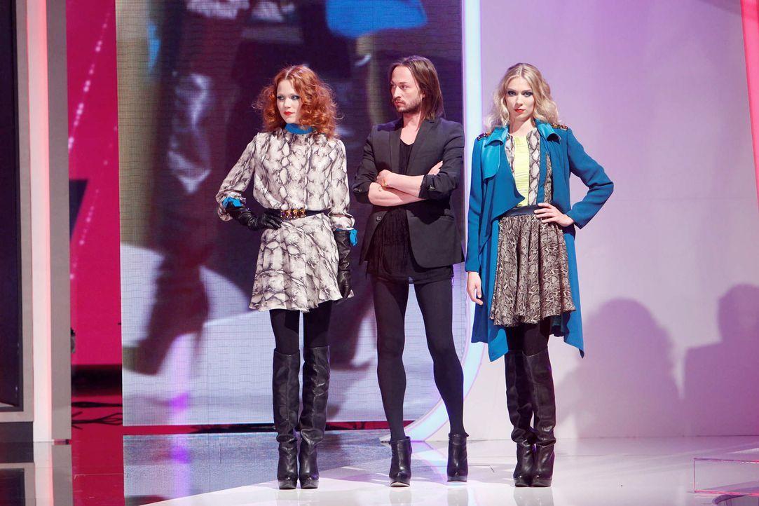 Fashion-Hero-Epi04-Show-05-Pro7-Richard-Huebner-TEASER - Bildquelle: Pro7 / Richard Hübner