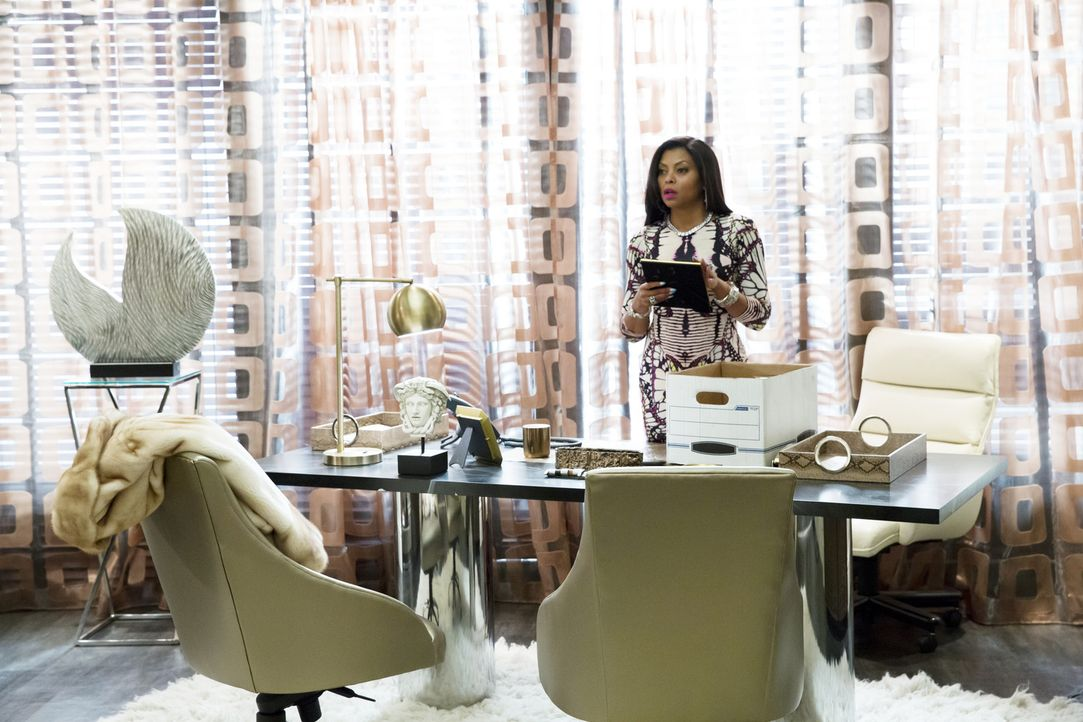 Gibt bei ihrer besten Freundin mit dem schicken Büro an, wird dann aber prompt rausgeschmissen: Cookie (Taraji P. Henson) ... - Bildquelle: 2015 Fox and its related entities.  All rights reserved.