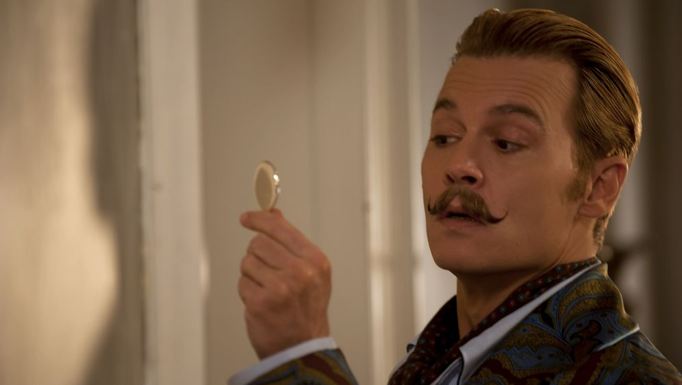 Mortdecai - Der Teilzeitgauner - Bildquelle: 2014 LIONS GATE ENTERTAINMENT INC. ALL RIGHTS RESERVED.