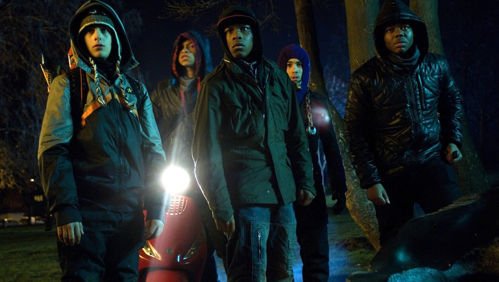 Attack the Block - Bildquelle: Wild Bunch Germany 2013