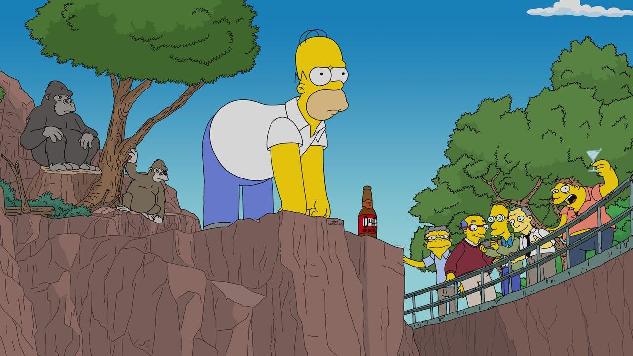 Homer - Bildquelle: 2019-2020 Twentieth Century Fox Film Corporation.  All rights reserved.