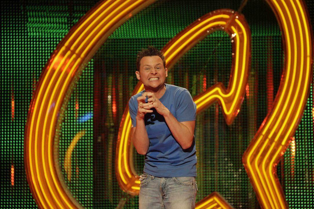 """Heute zu Gast im """"Quatsch Comedy Club"""": Tobias Mann - Bildquelle: Thomas Kierok ProSieben"""
