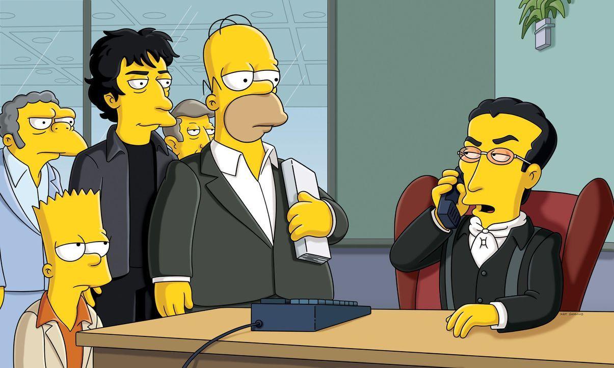 Lisa muss feststellen, dass ihre vermeintliche Lieblingsautorin in Wirklichkeit nur eine Schauspielerin ist, und dass die Angelica-Button-Bücher in... - Bildquelle: und TM Twentieth Century Fox Film Corporation - Alle Rechte vorbehalten
