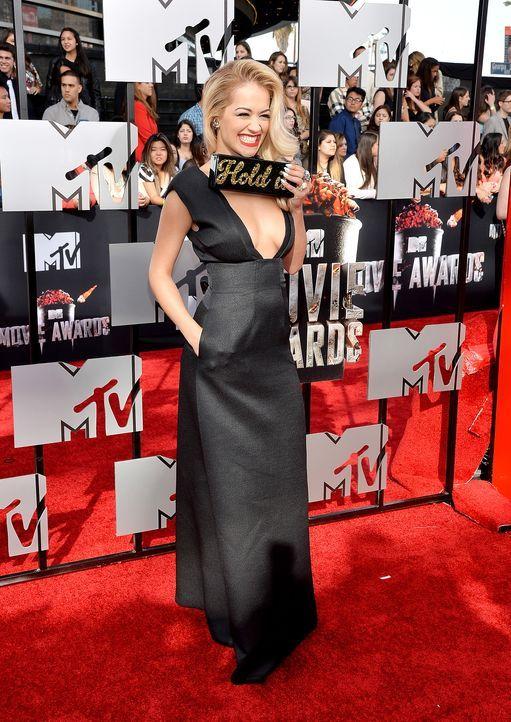 MTV-Movie-Awards-Rita-Ora-140313-getty-AFP - Bildquelle: getty-AFP