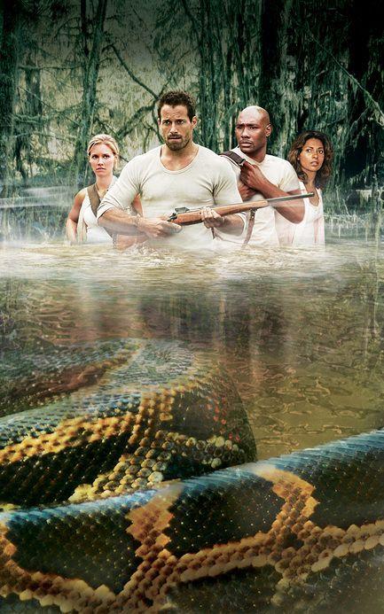 Anacondas: Die Jagd nach der Blut-Orchidee - Artwork - Bildquelle: Sony Pictures Television International. All Rights Reserved.