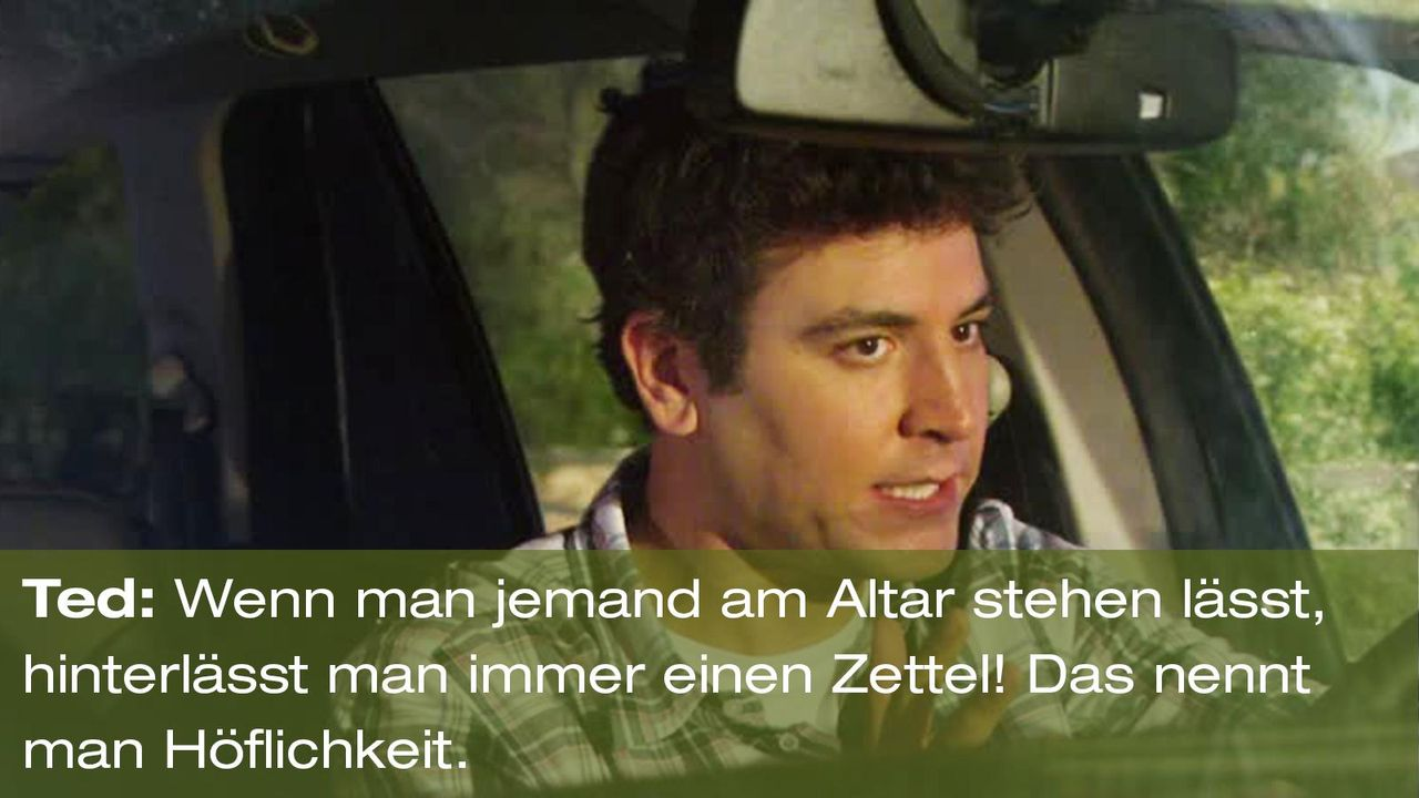 how-i-met-your-mother-zitat-quote-staffel-8-episode-1-farhampton-ted-hoeflichkeit-foxpng 1600 x 900 - Bildquelle: 20th Century Fox