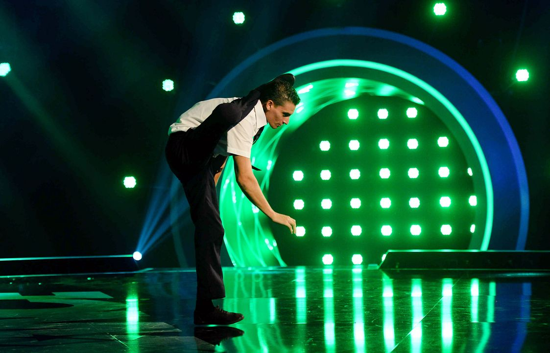 Got-To-Dance-Karimbo-02-SAT1-ProSieben-Willi-Weber - Bildquelle: SAT.1/ProSieben/Willi Weber