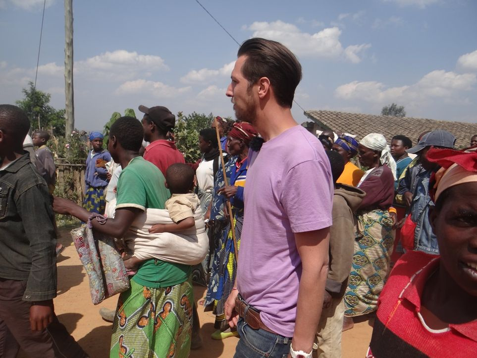 Ruanda Dorf