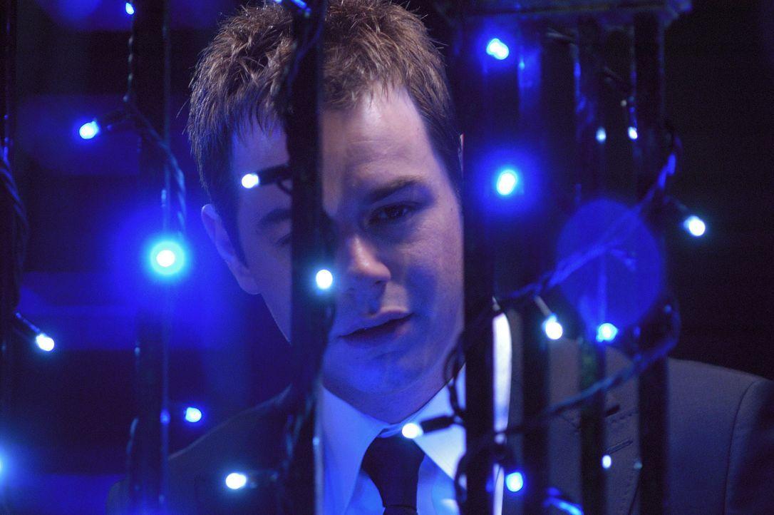 Als er die Geschäftsfrau Alice kennenlernt, begleitet Adam (Danny Dyer) sie auf eine Party. Auf dem Heimweg werden die beiden brutal überfallen ... - Bildquelle: 2006 Straightheads Limited, FilmFour, UK Film Council and Screen West Midlands. All Rights Reserved.