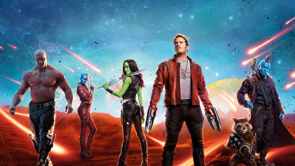 Guardians of the Galaxy Vol. 2 - Bildquelle: 2016 Marvel