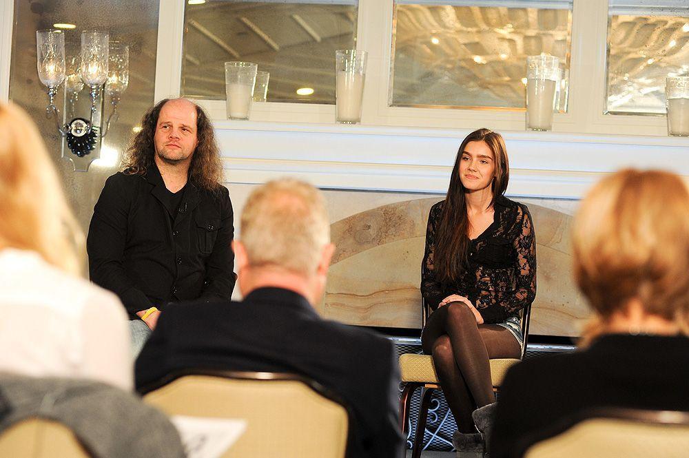 GNTM-Stf09-Epi13-Pressekonferenz-56-ProSieben-Micah-Smith - Bildquelle: ProSieben/Micah Smith