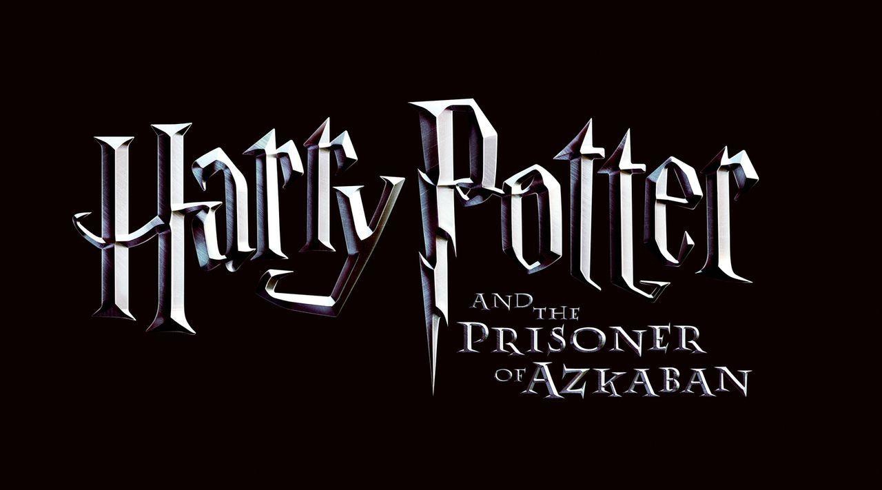 HARRY POTTER AND THE PRISONER OF AZKABAN - Originallogo - Bildquelle: Warner Television
