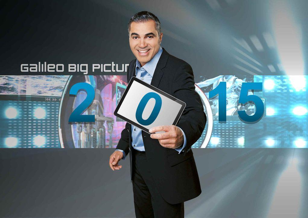 Galileo Big Pictures: Die Bilder des Jahres 2015 mit Aiman Abdallah ... - Bildquelle: Paul Schirnhofer ProSieben