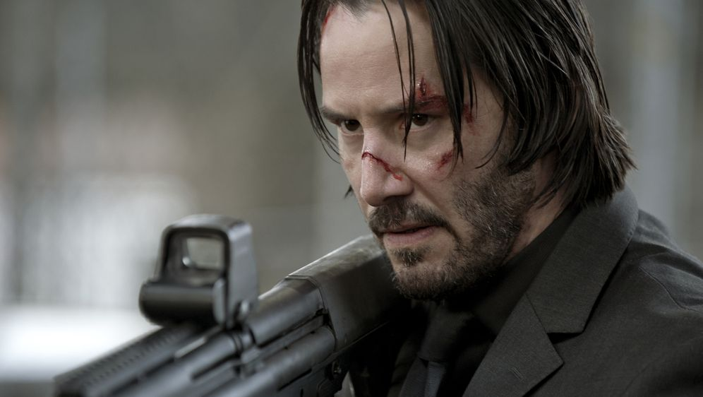 John Wick - Bildquelle: 2014 SUMMIT ENTERTAINMENT, LLC. ALL RIGHTS RESERVED.
