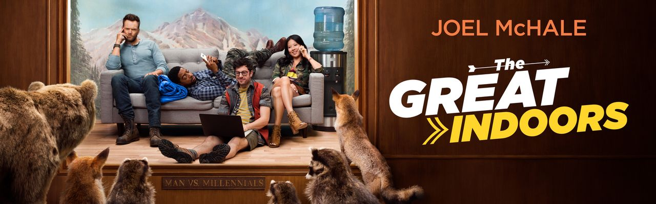(1. Staffel) - The Great Indoors - Artwork - Bildquelle: 2016 CBS Broadcasting, Inc. All Rights Reserved.
