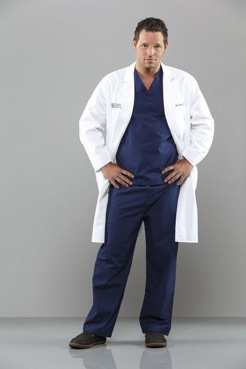 (10. Staffel) - Neue Herausforderungen warten täglich auf Dr. Alex Karev (Justin Chambers) ... - Bildquelle: Bob D'Amico 2013 American Broadcasting Companies, Inc. All rights reserved.
