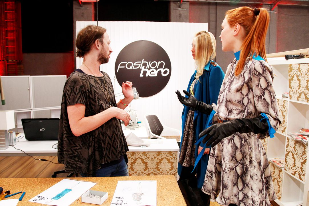 Fashion-Hero-Epi04-Atelier-57-Richard-Huebner - Bildquelle: Richard Huebner