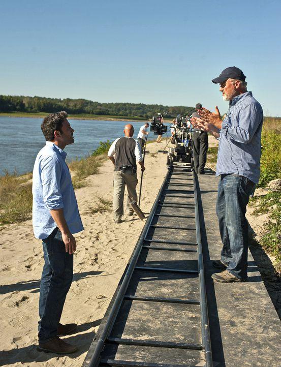 Gone-Girl-Ben-Affleck-Dreharbeiten-2014-Twentieth-Century-Fox - Bildquelle: 2014 Twentieth Century Fox