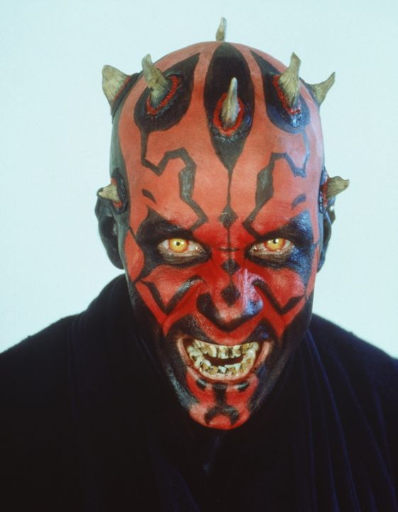 Im Dienst des Bösen: Darth Maul (Ray Park) ... - Bildquelle: 1999 Lucasfilm Ltd. & TM All rights reserved Used with permission