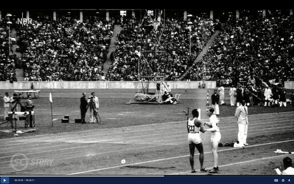 Jesse Owens - Bildquelle: GettyImages (Still)*
