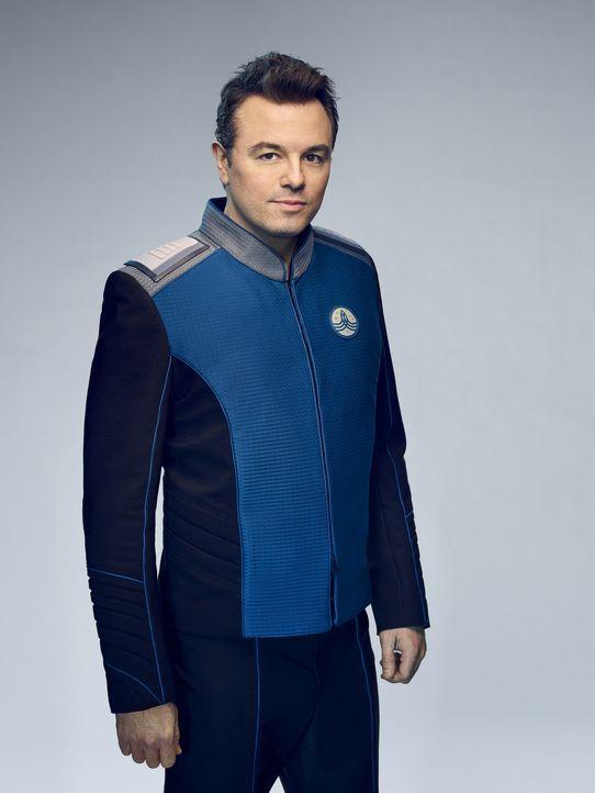 (1. Staffel) - Als Captain der USS Orville soll Ed Mercer (Seth MacFarlane) die unendlichen Weiten des Weltraums erforschen, doch die Hoffnung, so s... - Bildquelle: 2017 Fox and its related entities.  All rights reserved.