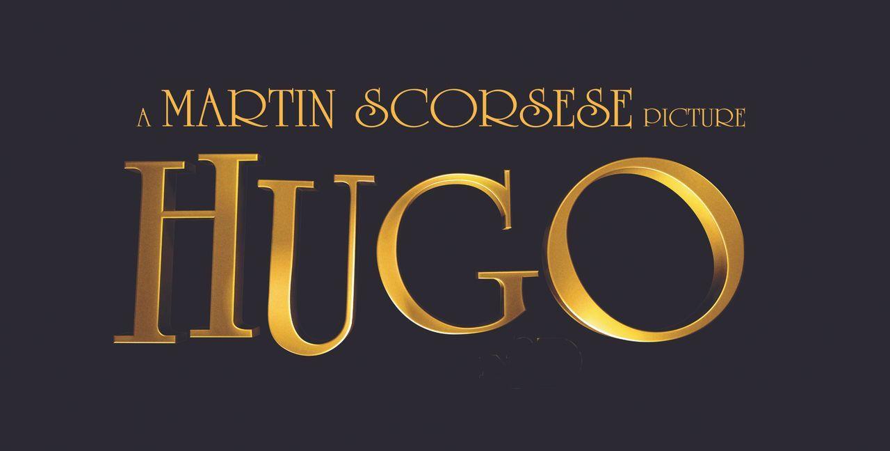 Die Entdeckung des Hugo Cabret - Originaltitellogo - Bildquelle: 2011 GK Films.  All Rights Reserved.