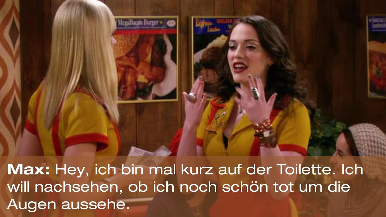 2-broke-girls-zitat-quote-staffel2-episode9-boss-max-augen-warnerpng 1600 x 900 - Bildquelle: Warner Brothers