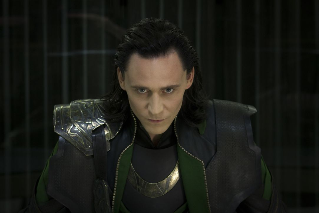 Loki (Tom Hiddleston) - Bildquelle: 2012 MARVEL