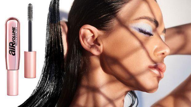 Die Air Mascara von L'Oréal Paris in unserem Mascara-Test – wie schneidet die...