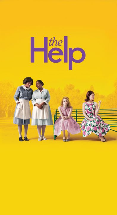 THE HELP - Artwork - Bildquelle: Dale Robinette Dreamworks Studios and Participant Media.  All rights reserved.
